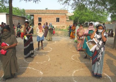 ASSIST India Covid 19 relief measures